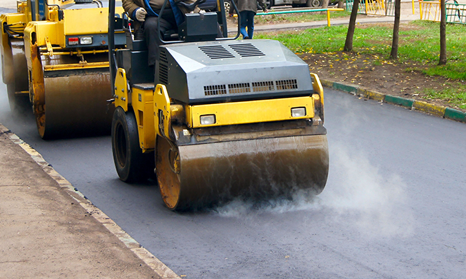 Commercial Asphalt and Paving