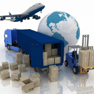 global courier service
