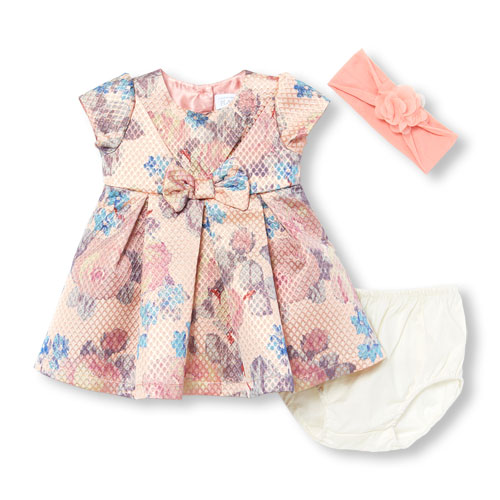 Fabric is important in choosing toddler smocked baby dresses