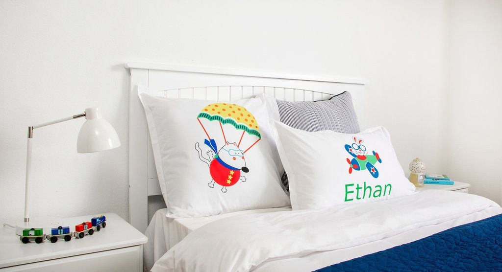 Kids Pillows Cases and Accessories