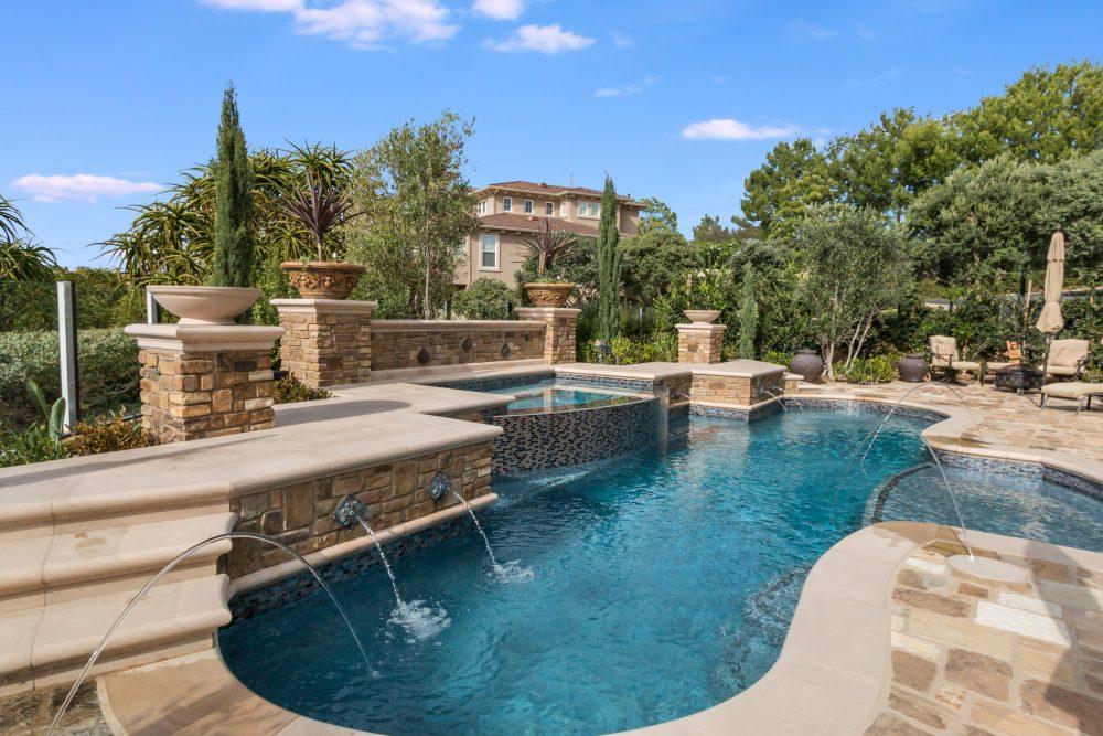 Calabasas pool remodeling